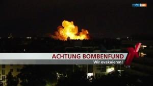 Achtung Bombenfund - Filmbiographie Daniel Baumbach